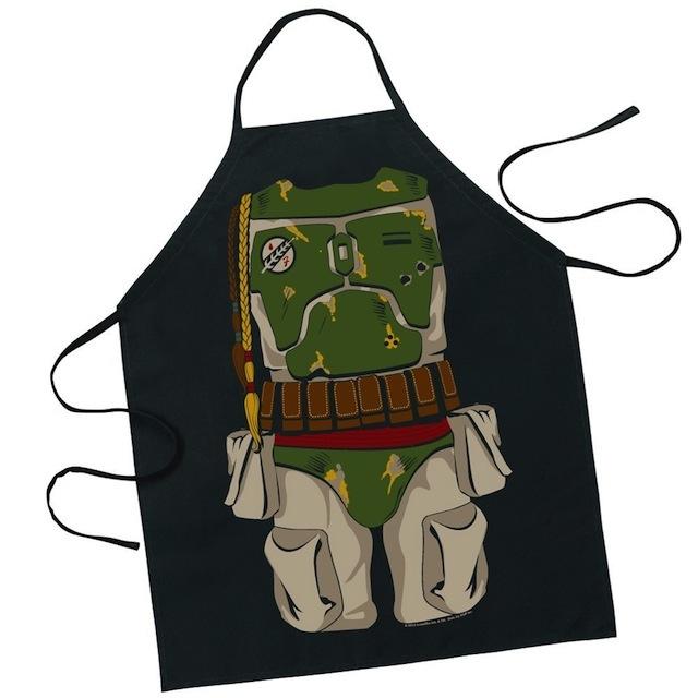 Boba Fett apron