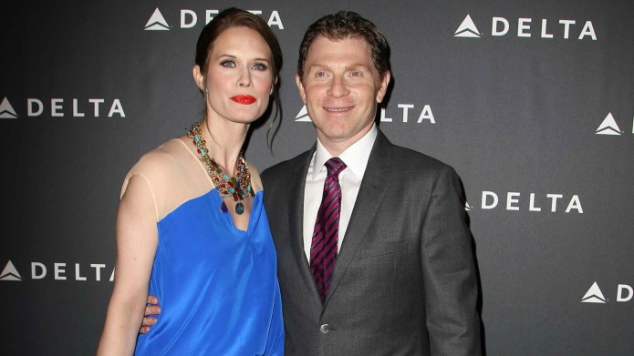Bobby Flay and Stephanie March's divorce