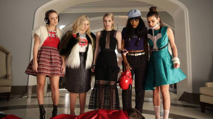 Scream Queens: 10 Red Devil Clues