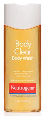 Neutrogena's Body Clear Body Wash