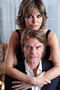 Lisa Rinna and Harry Hamlin back