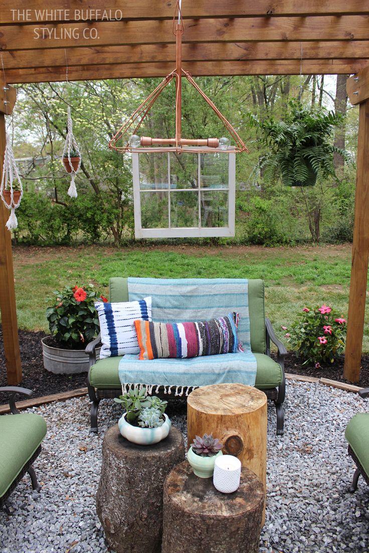 Give Your Backyard Some Bohemian Flair Sheknows