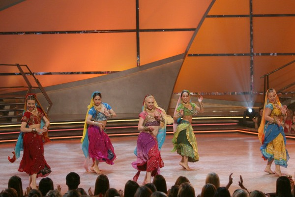 Bollywood was Randi's most challenging costume on SYTYCD