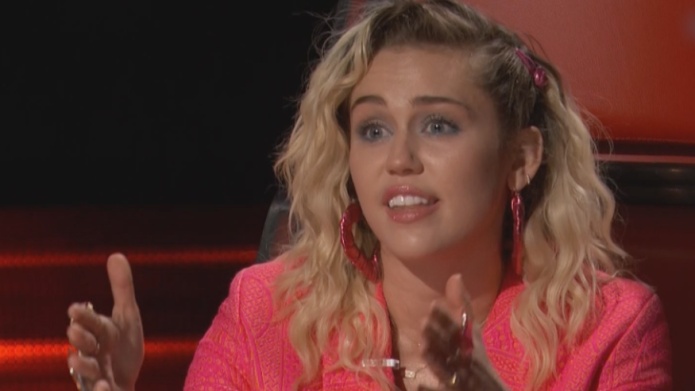 Miley Cyrus reminds us that The