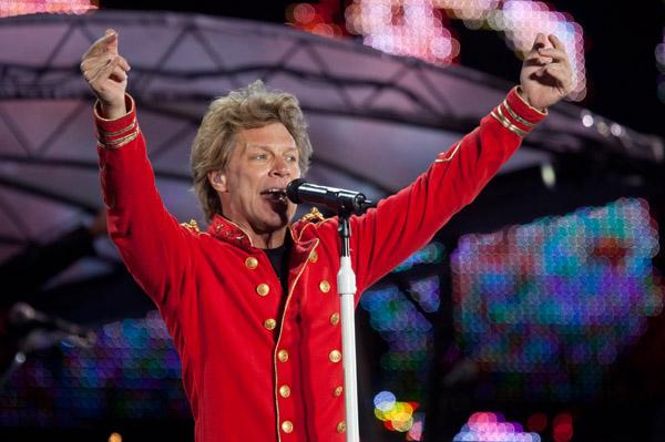 Bon Jovi has sense of humor about death hoax