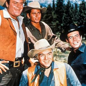 Cast of Bonanza