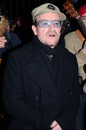 Bono is now a billionaire, thanks to Facebook
