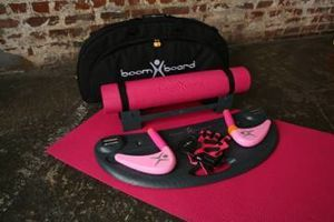 Boom Board Body Shaping System