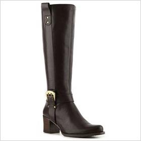 sleek black pair