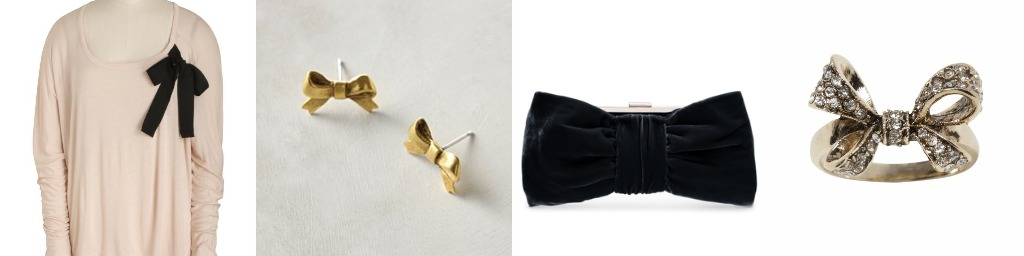 bow fashion and accessories