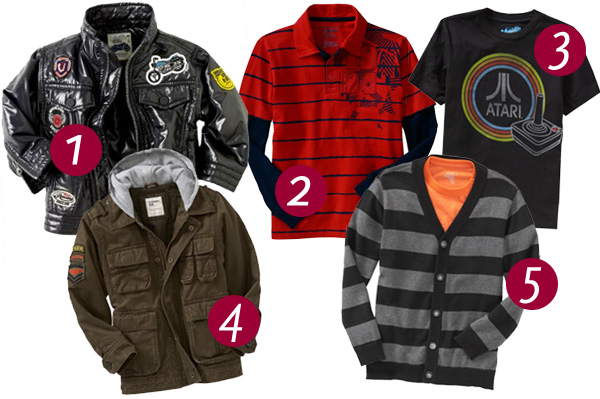 b1e0950d Top 5 trends in boys' clothes – SheKnows