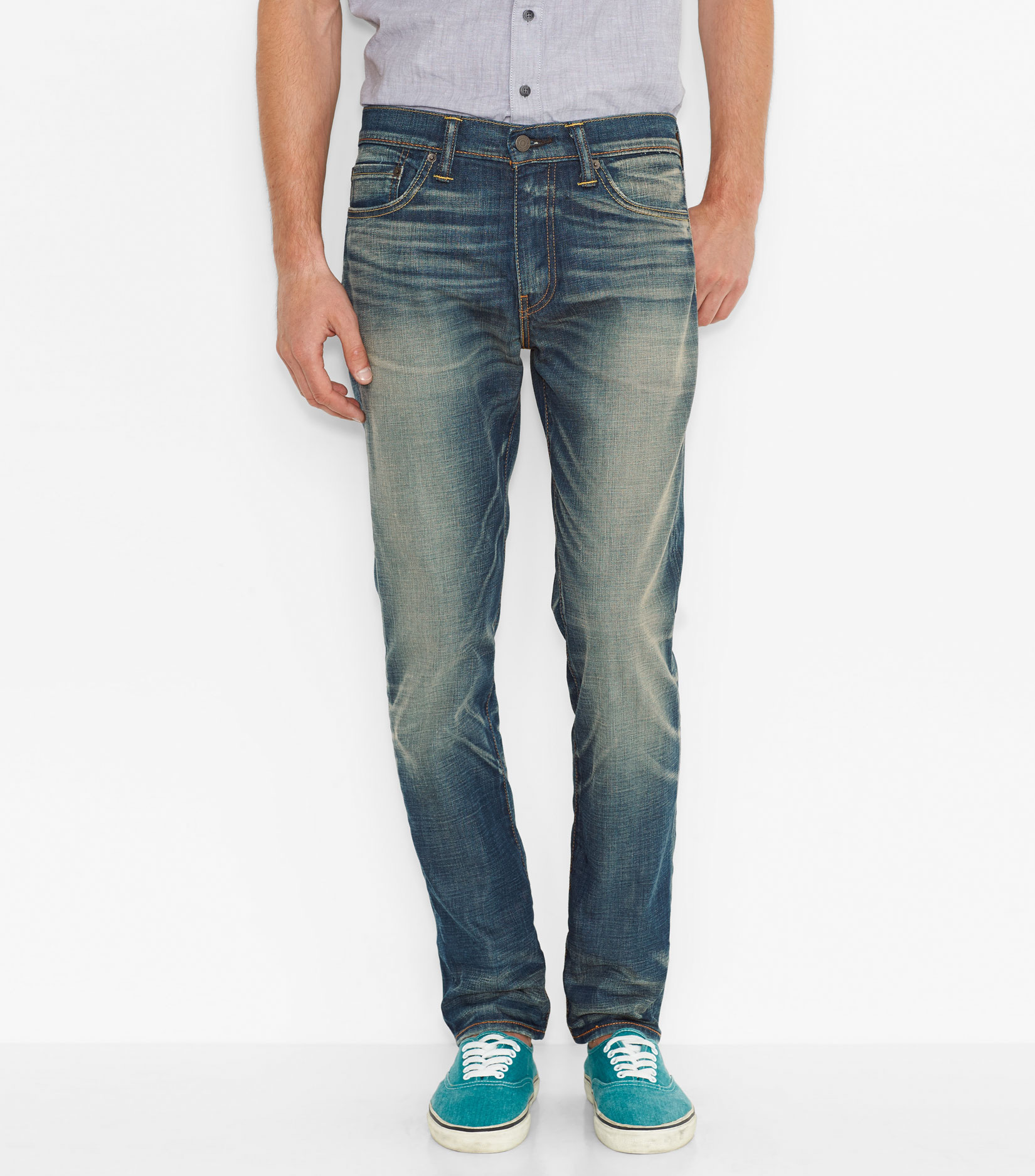 Slim fitting jeans | Sheknows.com