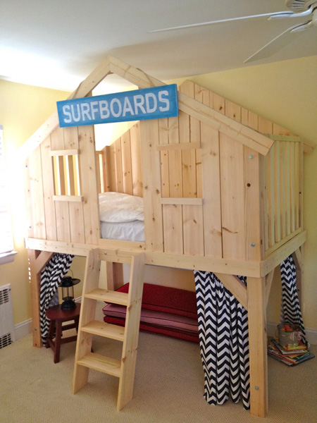 Surf clubhouse