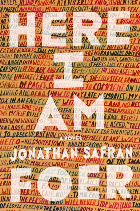 'Here I Am: A Novel' by Jonathan Safran Foer