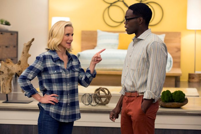 """THE GOOD PLACE -- """"Everything Is"""