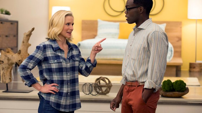 "THE GOOD PLACE -- ""Everything Is"