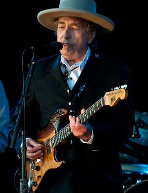 Bob Dylan is going on tour
