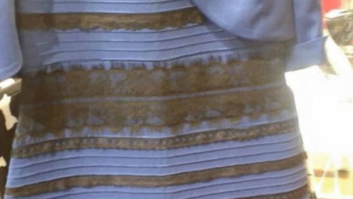 The Color Changing Dress: Here's why