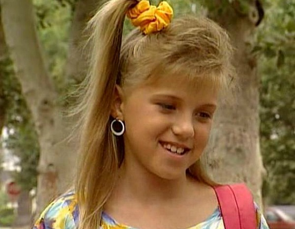 Jodie Sweetin on Full House