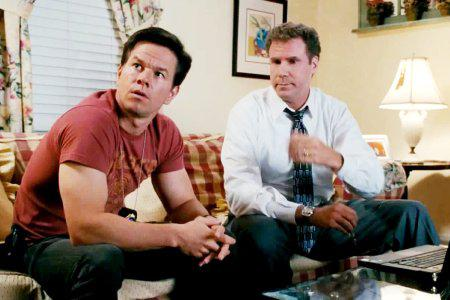 The Other Guys review: Mark Wahlberg
