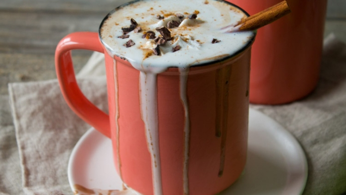 22 Boozy hot chocolate recipes that