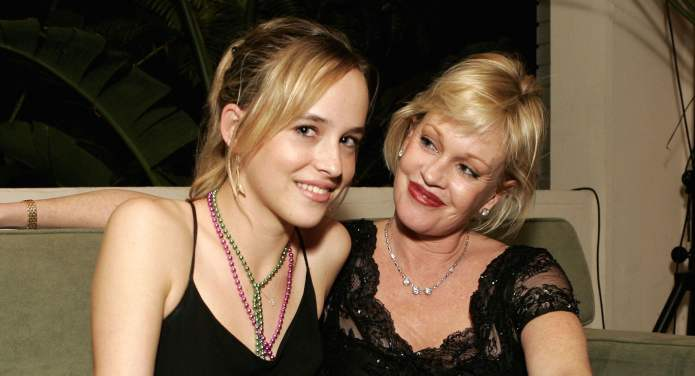 A Brief History of Melanie Griffith