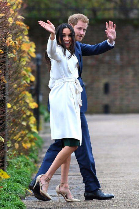 Fashion Traditions Meghan Markle Has Already Broken | Wearing Non-British Brands