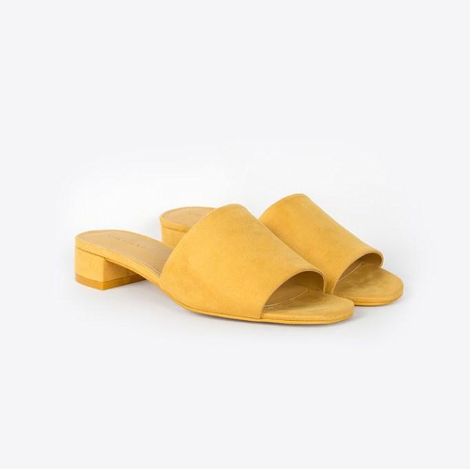 The Best Mule Shoe For Summer 2017: Oak + Fort Mustard Mule | Summer 2017 Accessories