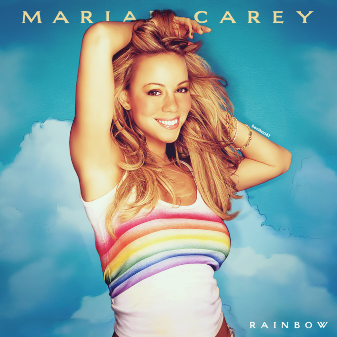 Evolution of Mariah Carey: Rainbow
