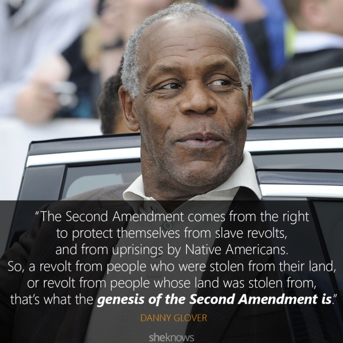 danny glover quote