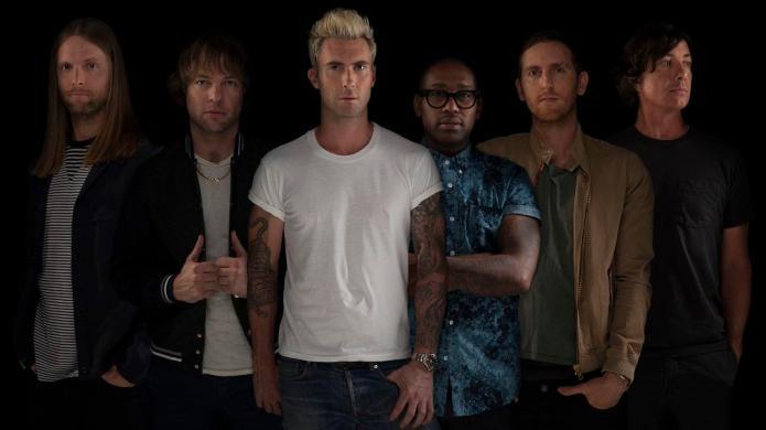 Maroon 5 set to blast new