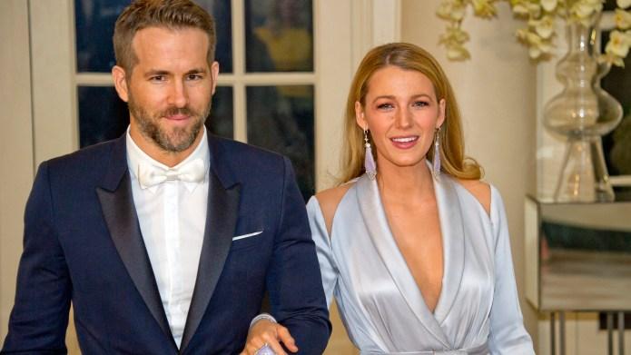 Ryan Reynolds Responds to Blake Lively's