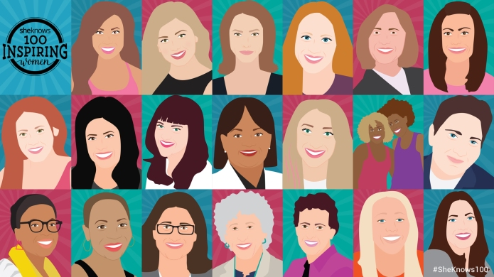 20 Women who are making us