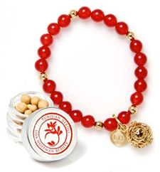 Lisa Hoffman Perfume Bracelet ($65)