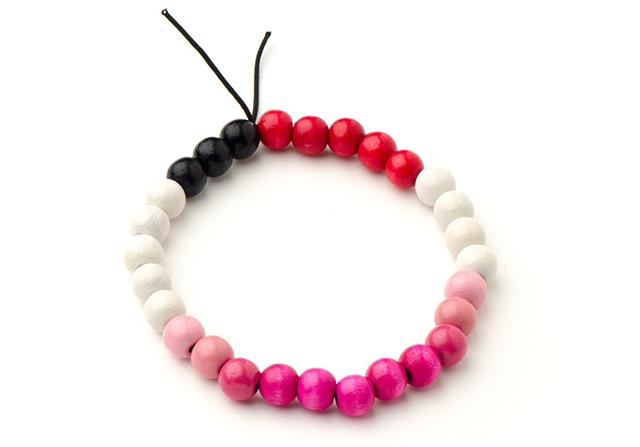 period tracking bracelet