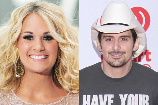 Carrie Underwood and Brad Paisley -- How'd They Do?
