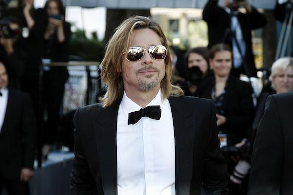 Brad Pitt designs $45k chair.