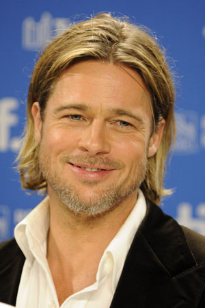 Brad Pitt is quitting acting in three years