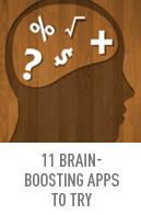 brain boosting apps