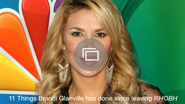 brandi glanville leave rhobh slideshow