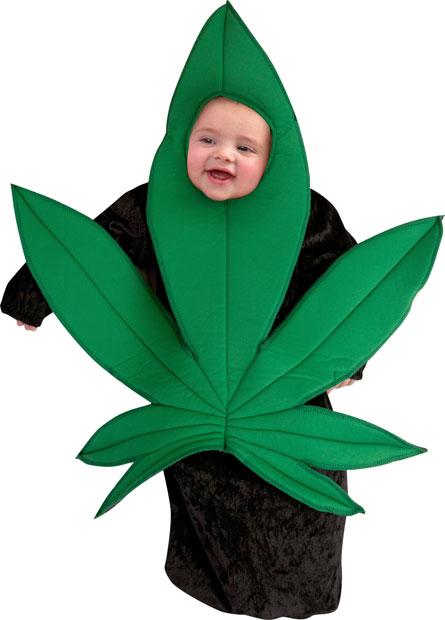 pot baby costume