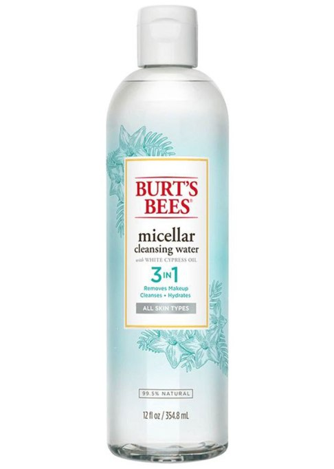 Some micellar water to put these tricks to the test | Burt's Bees Micellar Cleansing Water