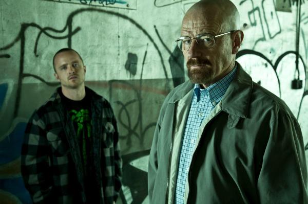Breaking Bad: Walt vs. Jesse