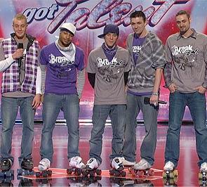 America's Got Talent top 40 gets going