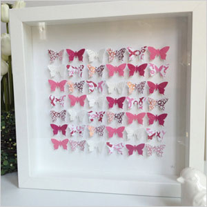 Breast cancer awareness pink ribbon butterfly picture   Sheknows.ca