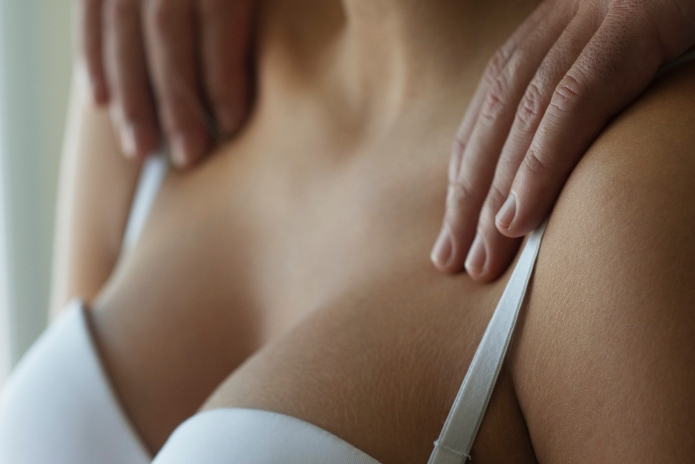 Woman shamed for her breast reduction