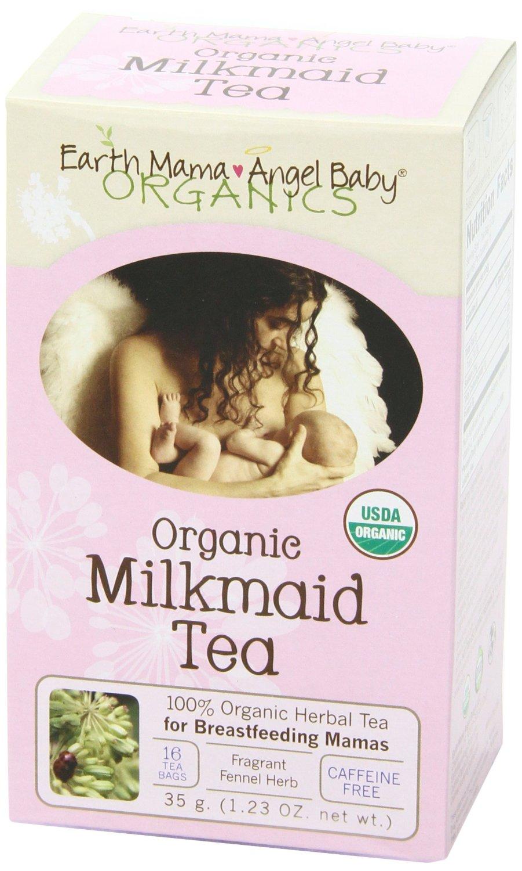 Breastfeeding tea