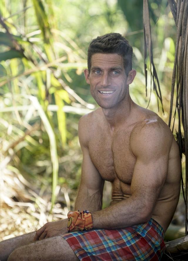 Brendan Shapiro on Survivor: Ghost Island