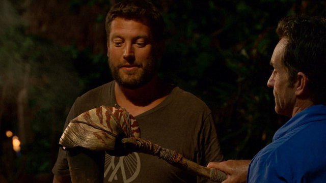 Bret LaBelle voted off Survivor: Millennials Vs. Gen-X
