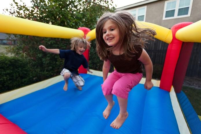 Latest bouncy house health hazard will